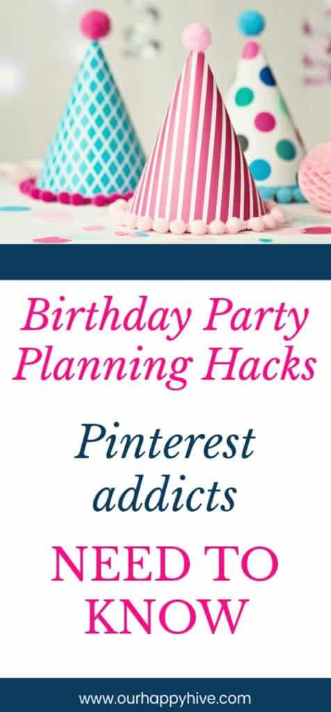 first birthday party checklist pdf