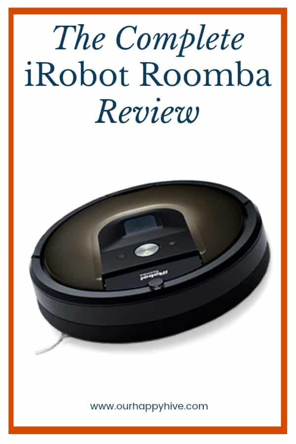 Roomba, Roomba Review, Buing a Roomba, Pros and Cons, 2017, Robot Vacuum, Smart Cleaning Technology