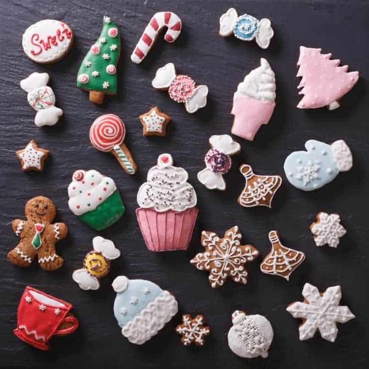 #christmascookies #christmascookieexchange #holidaycookies #holidaycookieparty #cookieparty #cookieexchange #christmas