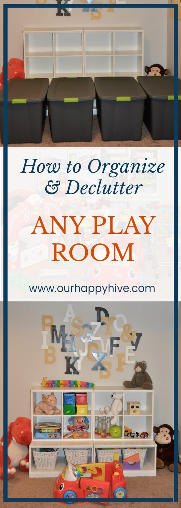 toy rotation how to organize declutter any play room
