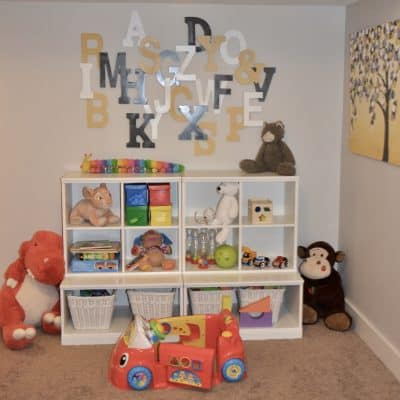 Toy Rotation: How to Organize & Declutter Any Play Room