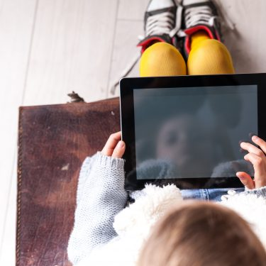 If you're relying too much on your media-based babysitter, you'll want to check out why we fired ours and what we're going to do next to help our kids play independently. |kids tablet, screen time, parenting #parenting #independentplay #childrenandmedia #ourhappyhive