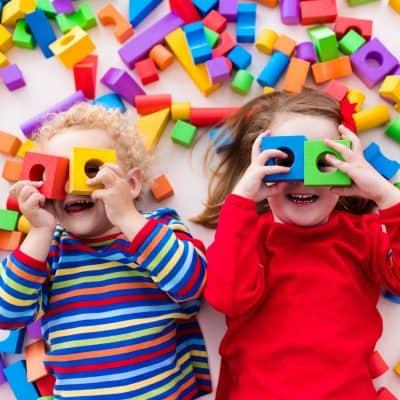 Preschooler Activities for Super Busy Parents