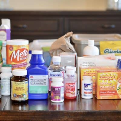 Medicine Cabinet Organizing Hacks