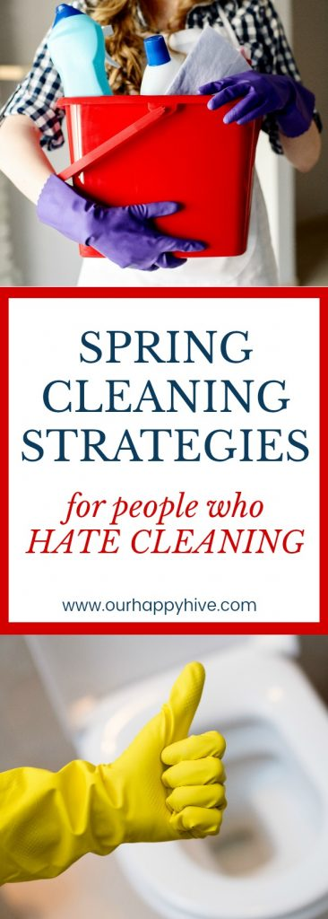 #springcleaning #cleaninghacks #cleaningticks #productivity #organization #declutter #deepcleaning #ageappropriatechores #family #ourhappyhive