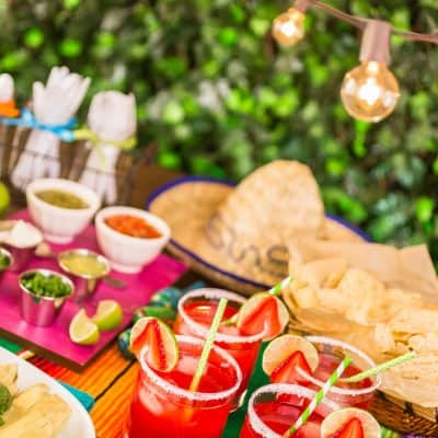 Sizzlin' Summer Socials – How to be prepared for any occasion