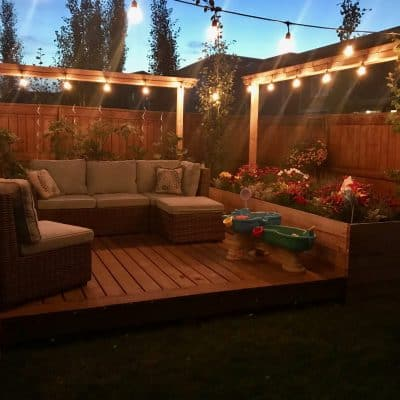 14 Tips to a Family Friendly Backyard (even if your yard is small)