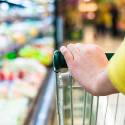How to Save Time Grocery Shopping [+ FREE Template]