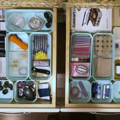 4 Easy Steps To Organize Any Drawer
