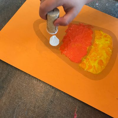 Four Fabulous Fall Crafts For Preschoolers