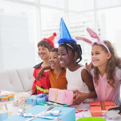 Kids Birthday Party Etiquette