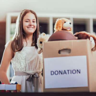 5 Tips for How To Get Kids Decluttering
