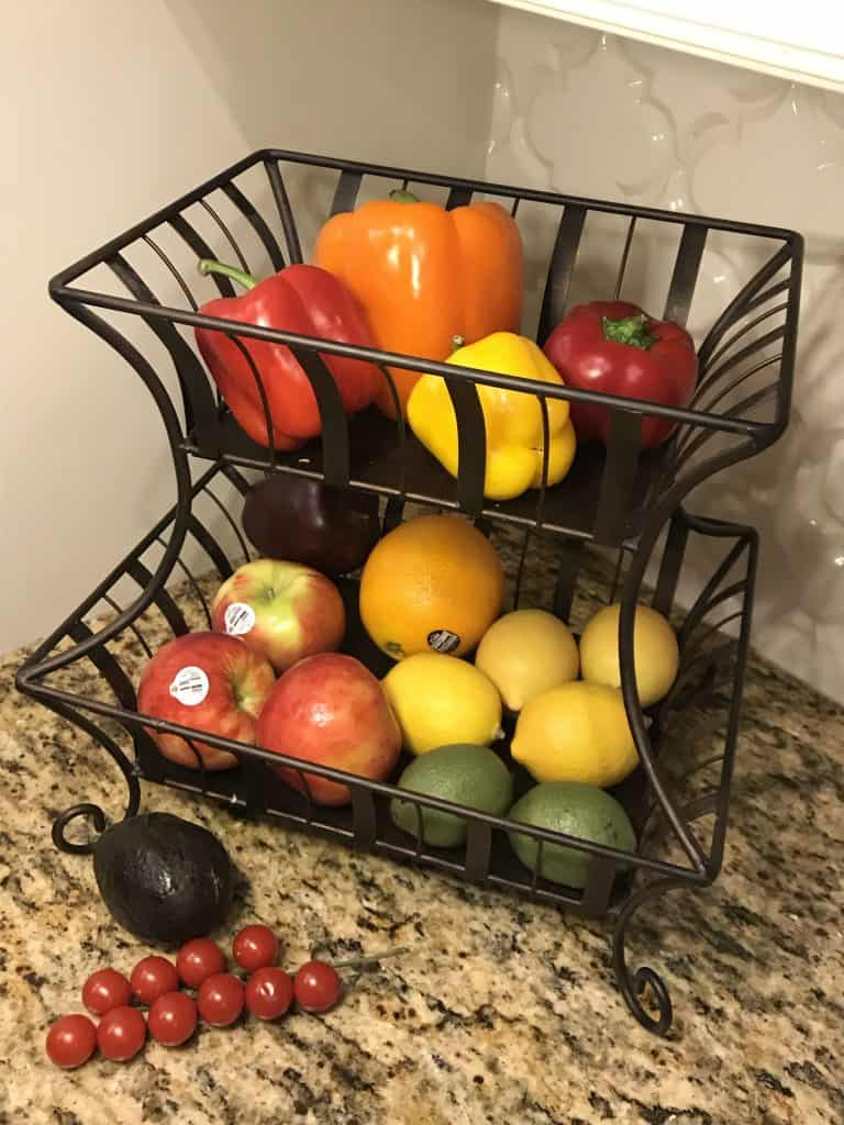 fruits and vegetables that do not need refrigeration